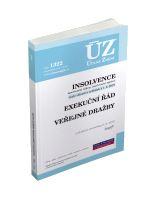 ÚZ 1322 / Insolvence, Exekuční řád, Veřejné dražby