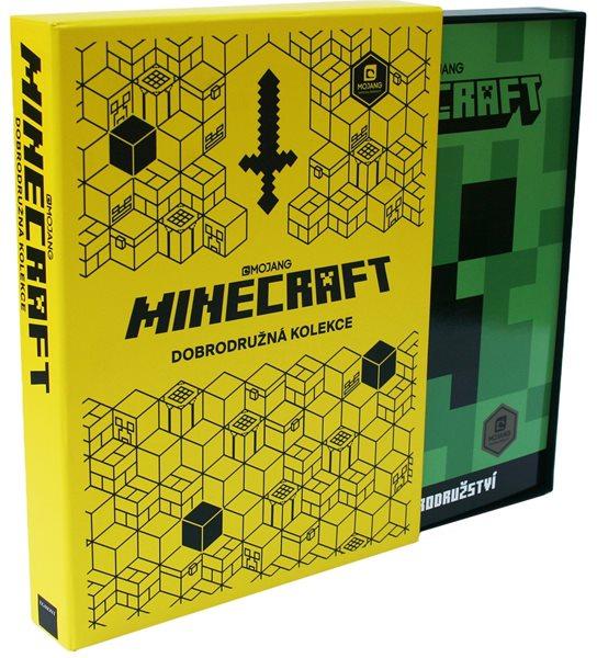 Minecraft - Dobrodružná kolekce - kolektiv - 22x29 cm