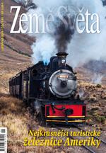 Země světa - Nejkrásnější turistické železnice Ameriky