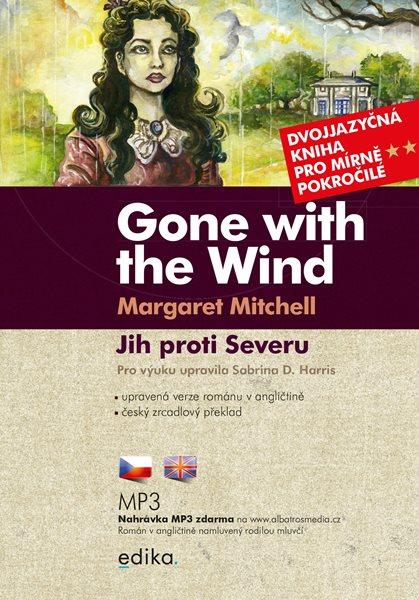 Jih proti Severu B1/B2 Gone with the Wind - Margaret Mitchellová, Sabrina D. Harris - 15x21 cm