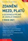 Zdanění mezd, platů a ostatních příjmů ze závislé činnosti v roce 2021