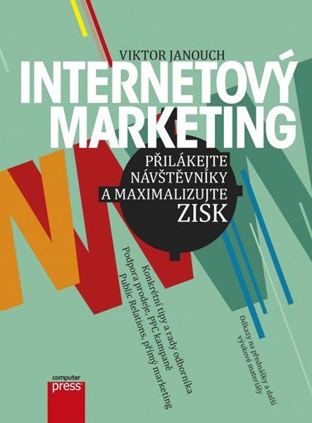 Internetový marketing - Viktor Janouch - 17x23 cm, Sleva 13%