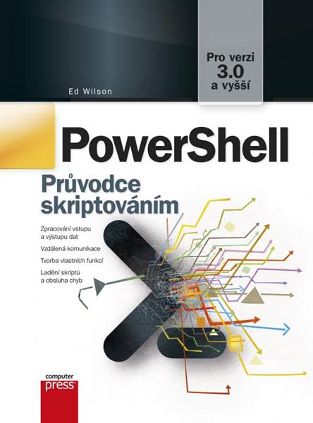 PowerShell - Ed Wilson - 17x23 cm, Sleva 12%