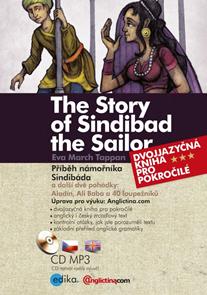 Příběh námořníka Sindibáda + CD mp3