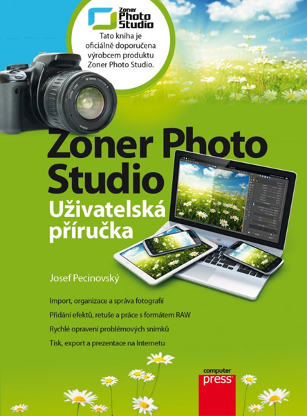 Zoner Photo Studio - Josef Pecinovský - 17x23 cm