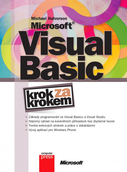 Microsoft Visual Basic - Michael Halvorson - 17x23 cm