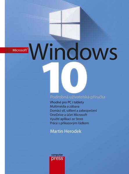 Microsoft Windows 10 - Martin Herodek - 17x23 cm