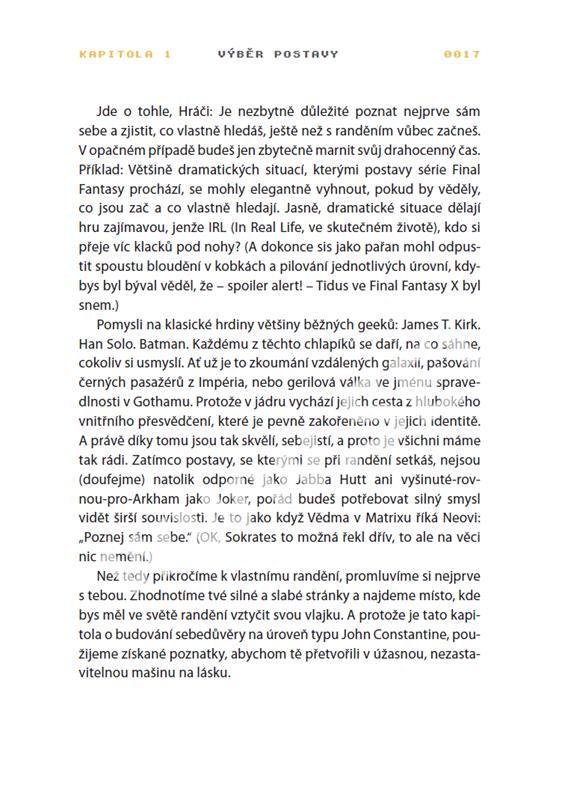 sociologie milostného námluvy a randění seznamovací zákony v nc