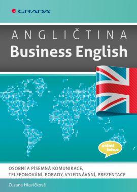 Angličtina Business English - Hlavičková Zuzana - 14x21 cm