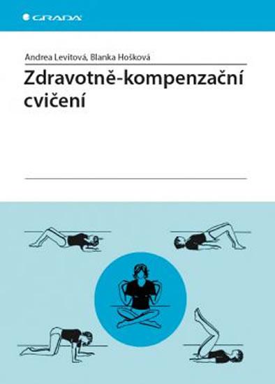 Zdravotně–kompenzační cvičení - Levitová Andrea, Hošková Blanka, - 14x21 cm