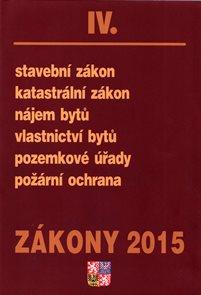 Zákony 2015 IV.