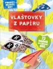 Vlaštovky z papíru - 23 modelů pro šikovné děti (1)