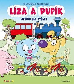 Líza a Pupík jedou na výlet