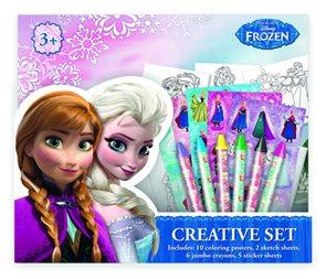 Ledové království - Kreativní set