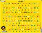 Puzzle MAXI - Dělení/81 dílků