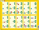 Puzzle MAXI - Malé sčítání 1-5 /10 dílků