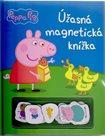 Prasátko Peppa - Úžasná magnetická knížka