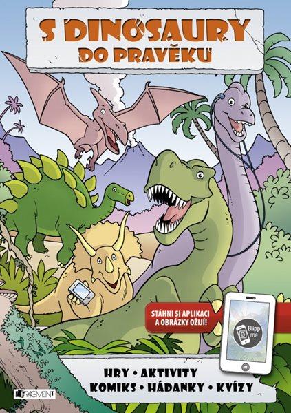 S dinosaury do pravěku - 21x30 cm