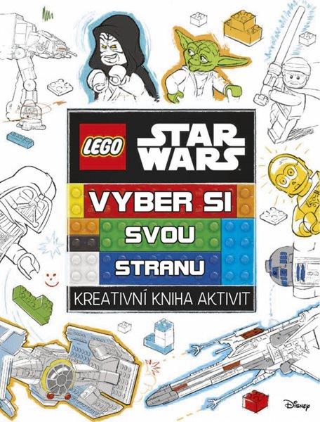 LEGO® Star Wars Vyber si svou stranu - 19x25 cm