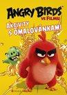 Angry Birds ve filmu - Aktivity s omalovánkami