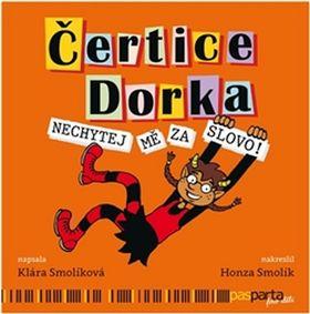 Čertice Dorka - Klára Smolíková - 21x21 cm