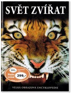 Svět zvířat - Velká obrazová encyklopedie - 23x29 cm
