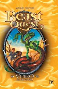 Vipero, ještěří stvůra - Beast Quest (10)