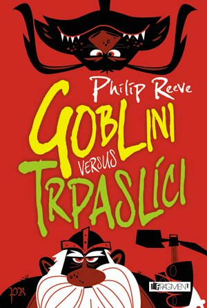 Fragment Goblini versus trpaslíci - Philip Reeve - 13x19 cm, Sleva 12%