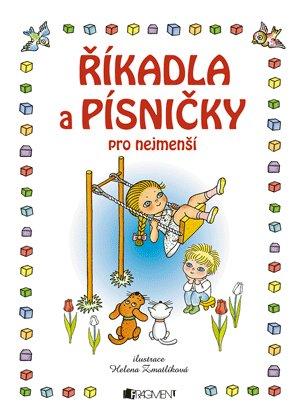 Říkadla a písničky pro nejmenší - Helena Zmatlíková - 17x23 cm