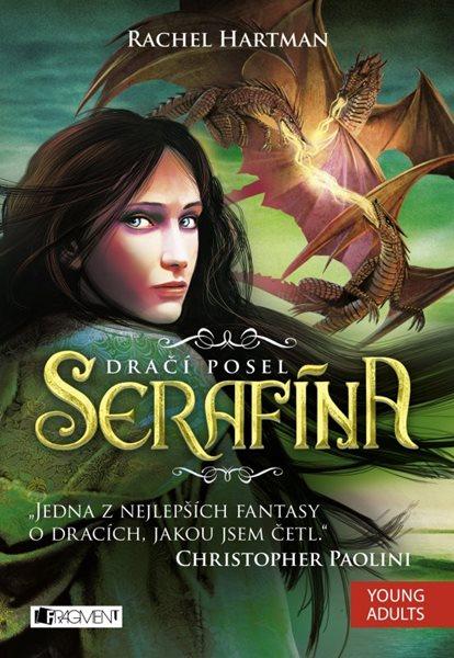 Serafína – Dračí posel - Rachel Hartman - 15x21 cm