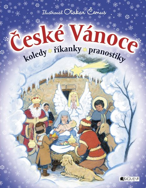 České Vánoce - 22x28 cm