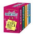 Deník mimoňky 1-5 BOX
