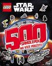 LEGO Star Wars 500 znovupoužitelných samolepek