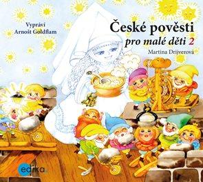 CD České pověsti pro malé děti 2