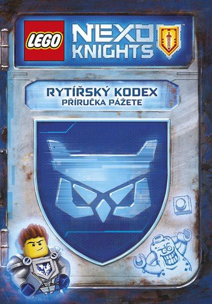 LEGO® NEXO KNIGHTS™ Rytířský kodex - kolektiv - 14x20 cm