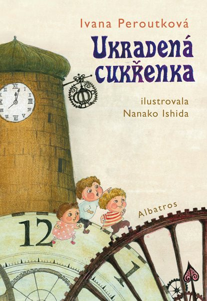 Ukradená cukřenka - Ivana Peroutková - 15x20 cm