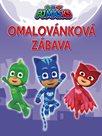 Pyžamasky - Omalovánková zábava