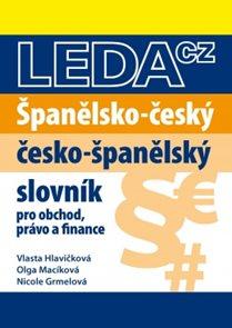Španělsko-český a česko-španělský slovník pro obchod, právo a finance