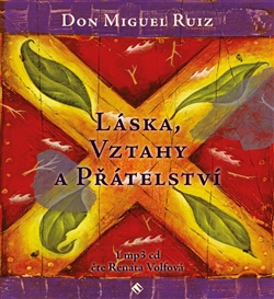 CD Láska, vztahy a přátelství - Miguel Ruiz Don - 13x14 cm