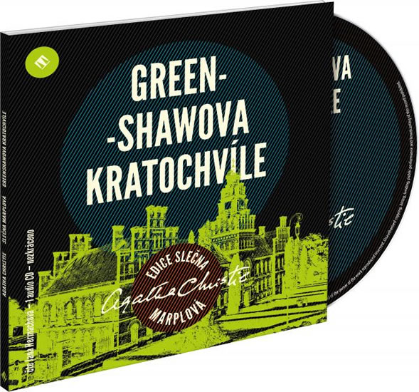 CD Greenshawova kratochvíle - Christie Agatha - 14x13 cm