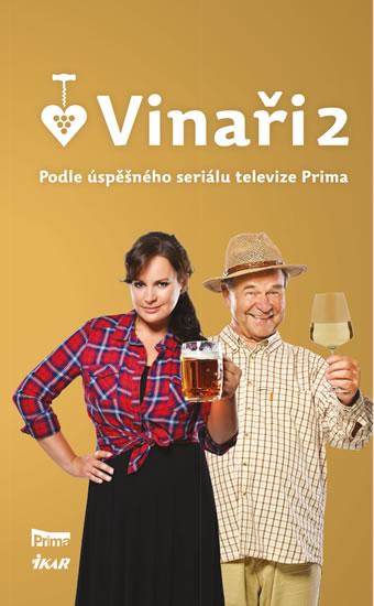 Vinaři II - neuveden - 14x21 cm, Sleva 14%