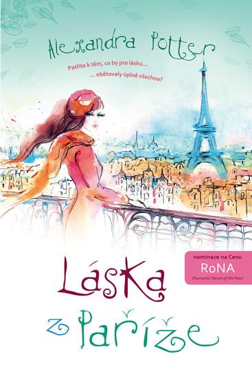 Láska z Paříže - Potter Alexandra