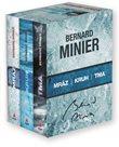 Bernard Minier - Mráz, Kruh, Tma dárkový box