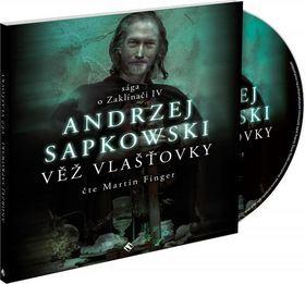 CD Věž vlašťovky - sága o Zaklínači IV - Andrzej Sapkowski
