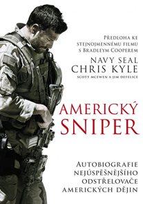 Americký sniper (brož.)