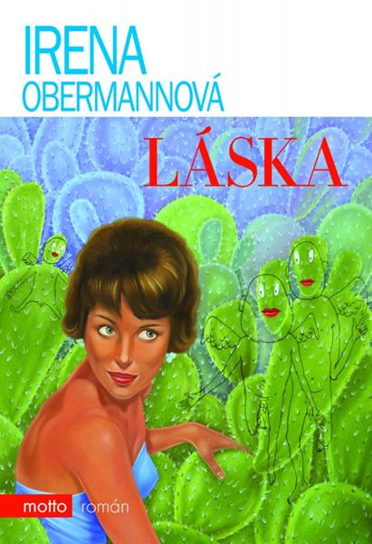 Láska - Irena Obermannová - 13x20 cm, Sleva 16%