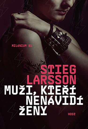 Muži, kteří nenávidí ženy - Larsson Stieg - 15x21 cm