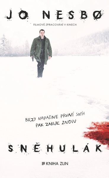 Sněhulák - filmové vydání - Jo Nesbo - 13x20 cm, Sleva 17%