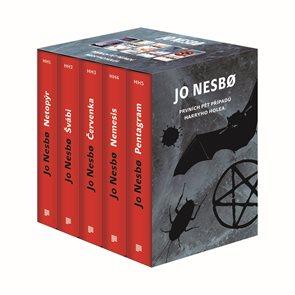 Jo Nesbo dárkový box