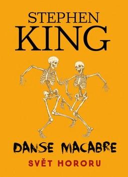Danse Macabre - Stephen King - 17x21 cm, Sleva 11%